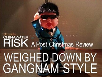 Weighed Down by 'Gangnam Style' - China Water Risk