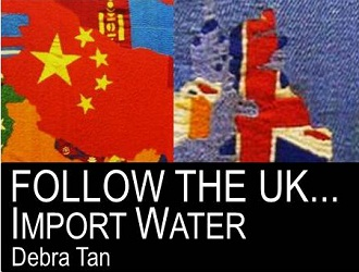 Follow the UK & Import Water