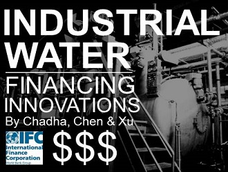 Financing Innovations in Industrial Water