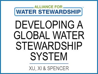 Developing A Global Water Stewardship Standard