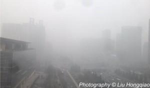 White Christmas in Beijing