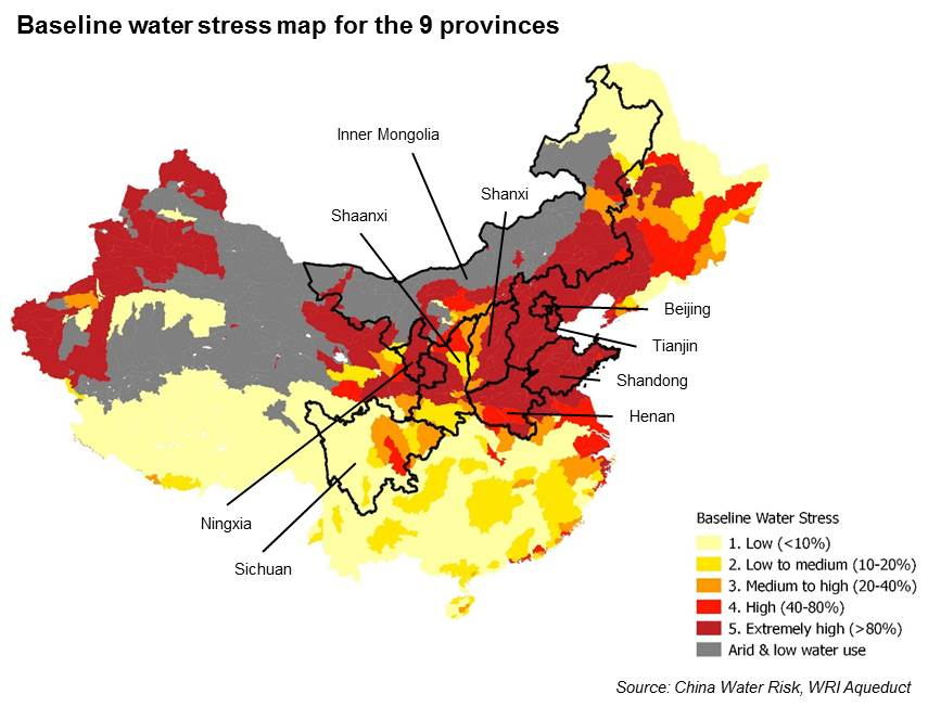 WRI water stress map (1)